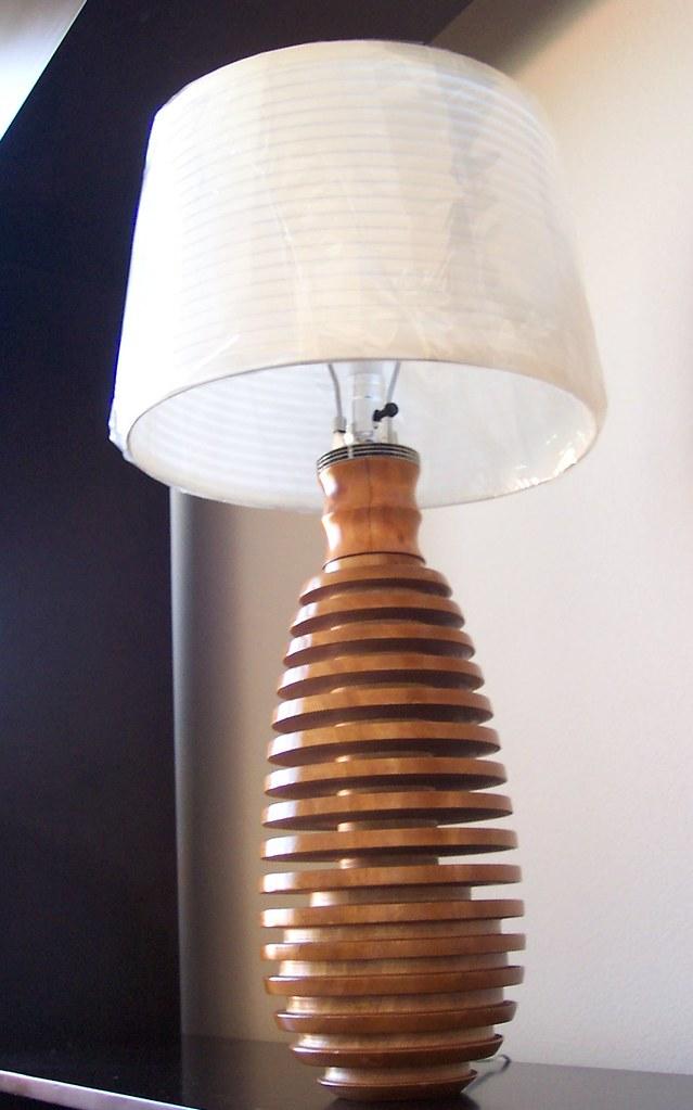 Mango Modern Lamp