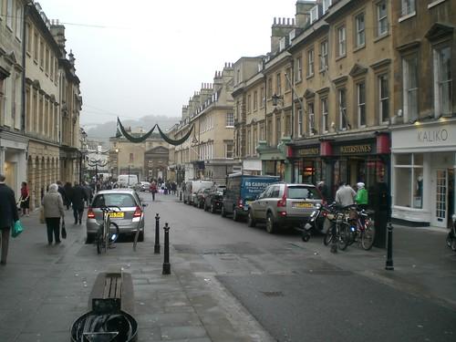 Milsom Street!