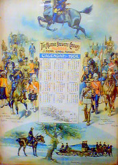 13 calender murree brewery 1904 (quettabalochistan) Tags: pakistan earthquake colonial brewery british raj 1935 murree quetta balochistan kerani quettas