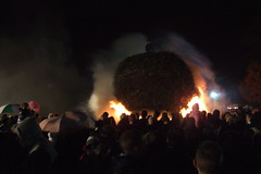 Brockham Bonfire 2008 #12