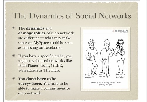 Your organization's social networking strategy doesn't have to be ...