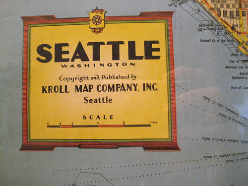 seattle kroll map