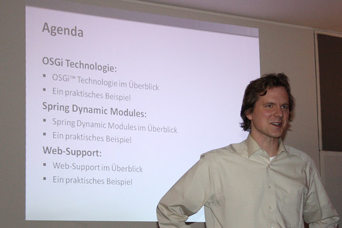 Eclipse DemoCamp Hamburg
