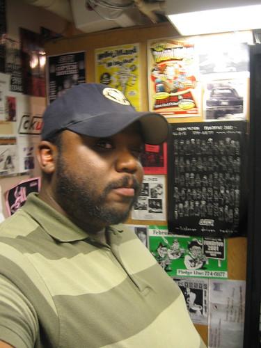 Me at CKUW