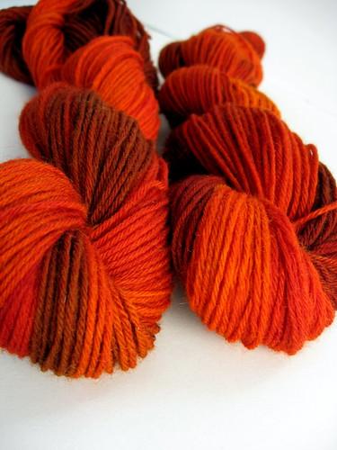 Arwetta / hand dyed