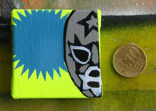 mini stencil one