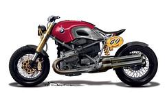 BMW  Lo Rider Concept pics