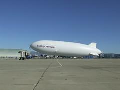 DSCF4397 (ShawnJPro) Tags: zeppelin airship mountainview dirigible moffettfield airshipventures airshipeureka