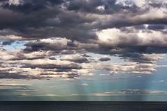 Inspiration (-LucaM- Photography WWW.LUCAMOGLIA.IT) Tags: sea sky clouds contrast mar nuvole mare god halo dal ciel cielo dio nuage infinito infinite nube dieu dallalto ispirazione chiamata prescelto