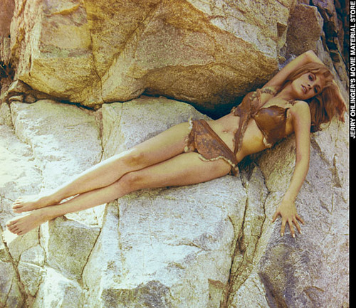 Raquel welch cave woman