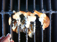 Twinkie #10: In the grate!