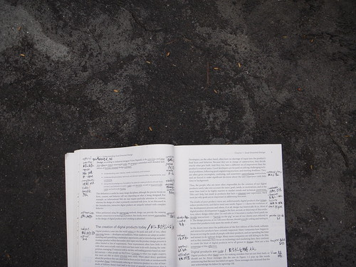 Book on the ground - 14