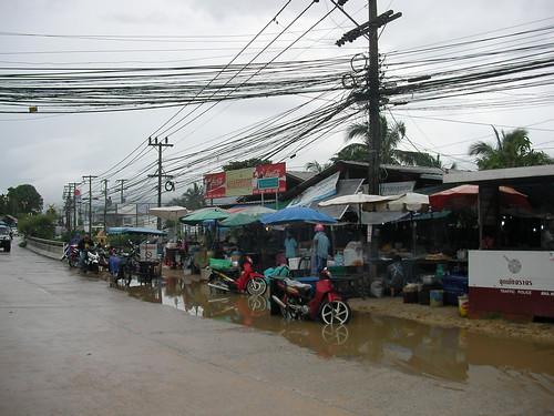 koh samui- bangrak market