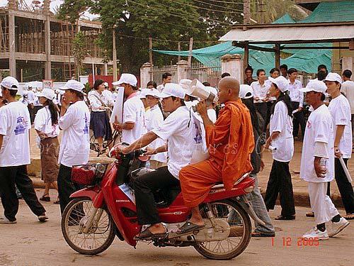 monks advocacy