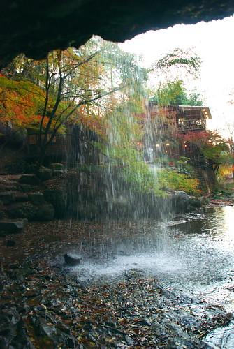 月待の滝 4