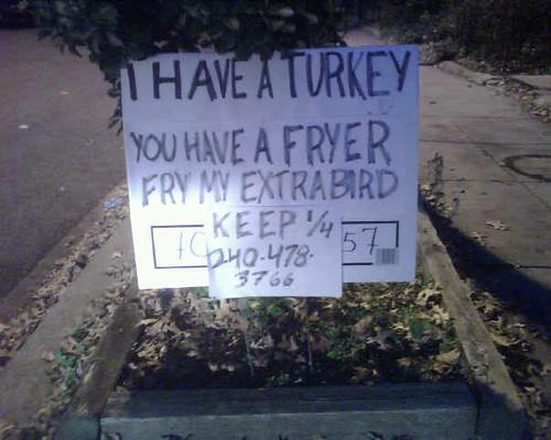 Fry My Turkey