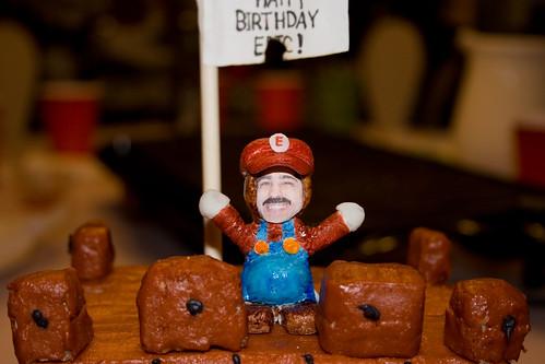 Mario Bday Cake - 016 - web