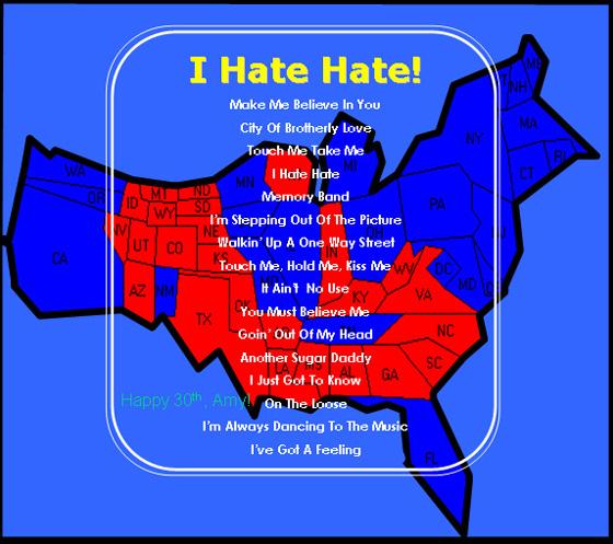I Hate Hate!