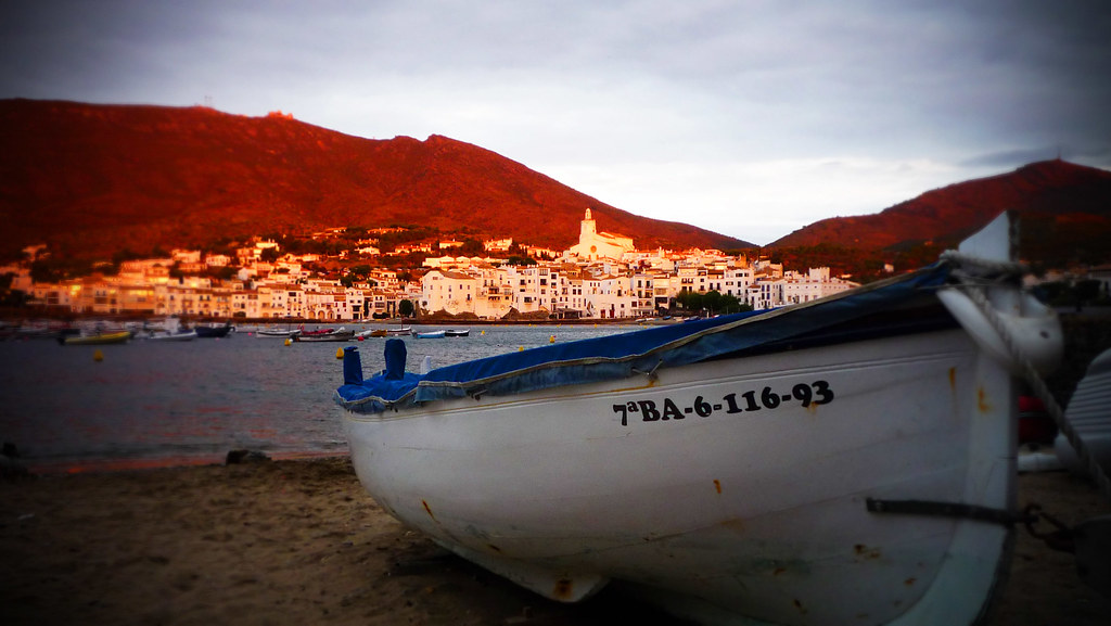 Cadaques in the morning