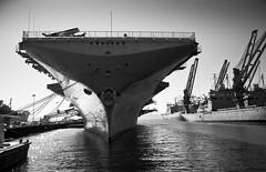USS Hornet (jauderho) Tags: california canon us unitedstates 5d alameda 2007 usshornet 1635mm jauderho usshornet2007 jhoshow