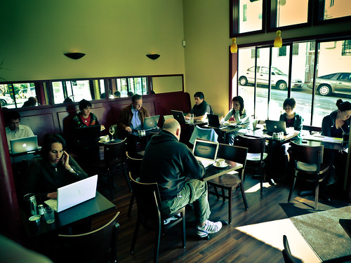 CAFE NOOK SAN FRANCISCO