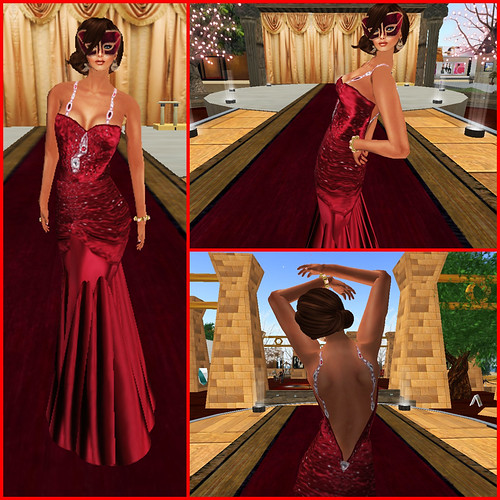 Bella Vida Gown