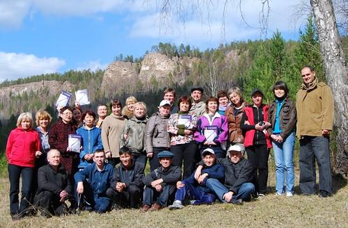 Grupul sesiunea Apocalipsa partea 1 de la Ungut, Siberia