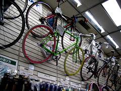 Bicycles on Sale