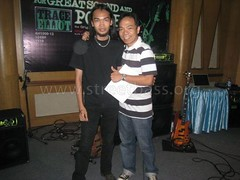 Bassist Indonesia | Dede SP with Indro Hardjodikoro