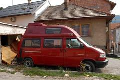 VW T4 Camper (Andorej) Tags: sarajevo bosnia hercegovina bosna