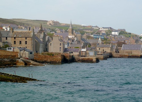 Stromness Harbour, Orkney