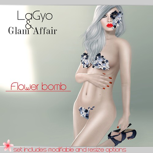 LaGyo& -Glam Affair - Flower bomb