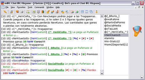 """2 opiniones en """"Conexión al IRC Hispano en Ubuntu con XChat"""""""