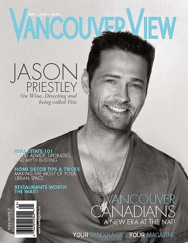 Jason Priestley-Vancouver-View