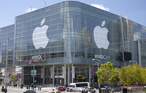 Moscone WWDC 2011