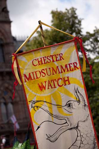 453/1000 - Chester Midsummer Watch Parade 6 by Mark Carline