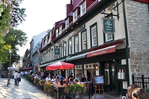 Restaurant Le Relais de la Place dArmes