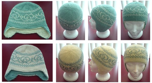 Double Knit Earflap Hats Giftable Designs