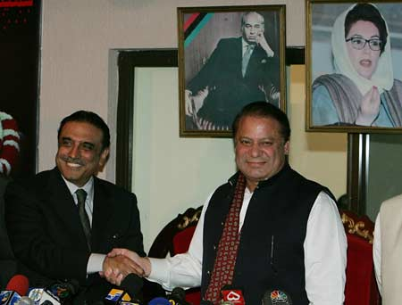 Mr. Zardari & Mr. Sharif – The Audacity of Hope