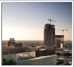 West End (Justin Terveen) Tags: street city urban skyline architecture skyscraper buildings grit dallas cityscape texas skyscrapers metro panoramic dfw exploration dart ninjatune swivel justinterveen wwwtheurbanfabriccom theurbanfabric urbanfabricphotography