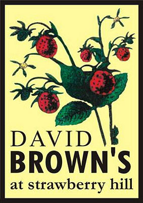 David Brown's Restaurant Logo