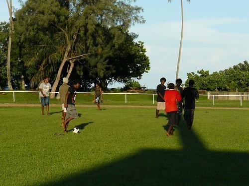 Football à poindimie #2