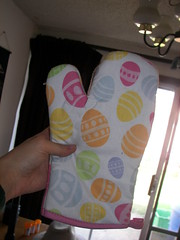New oven mits