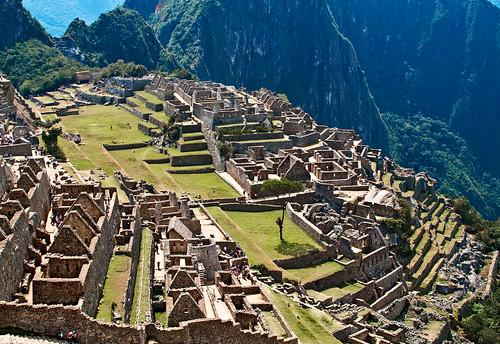 Мачу-Пикчу - затерянный город инков