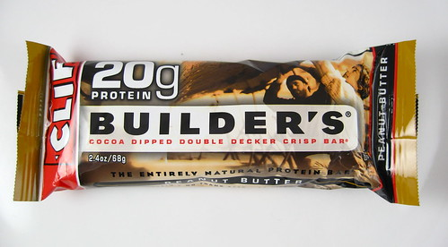 clif builder's peanut butter bar