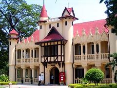 Sanam Chan Palace, Chali Mongkol Asana