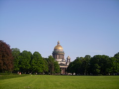 St. Isaak's Cathedral (alice_plus) Tags: stpetersburg hometown