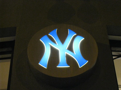 Yankees Vs. Tampa Bay Devil Rays