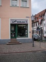 Rad Schlag - SPEZI organizers' special bike shop