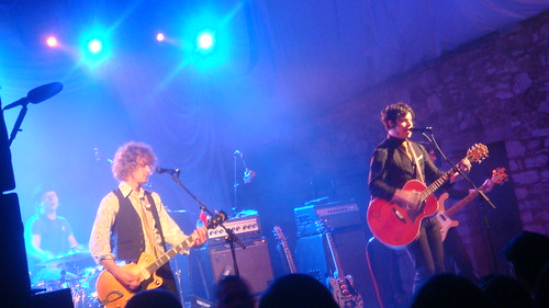 The Raconteurs at Stubbs 5/3/08
